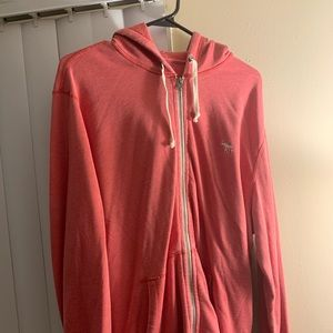 Men's Abercrombie & Fitch zip up hoody